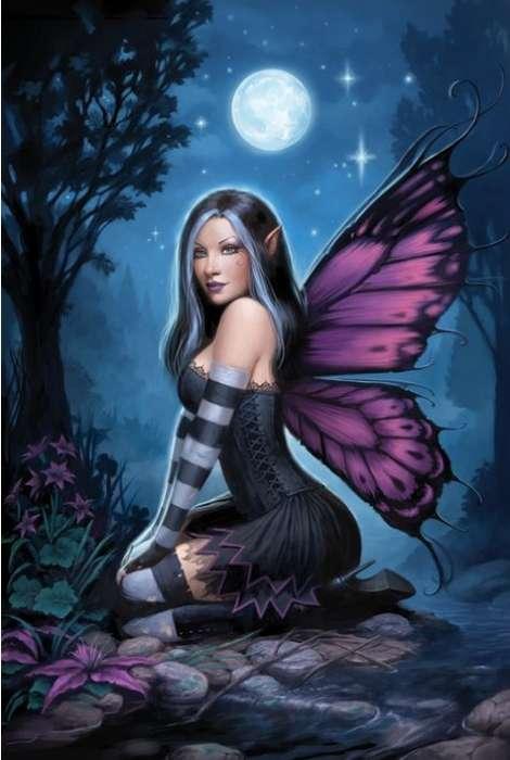 Night Fairy - P78