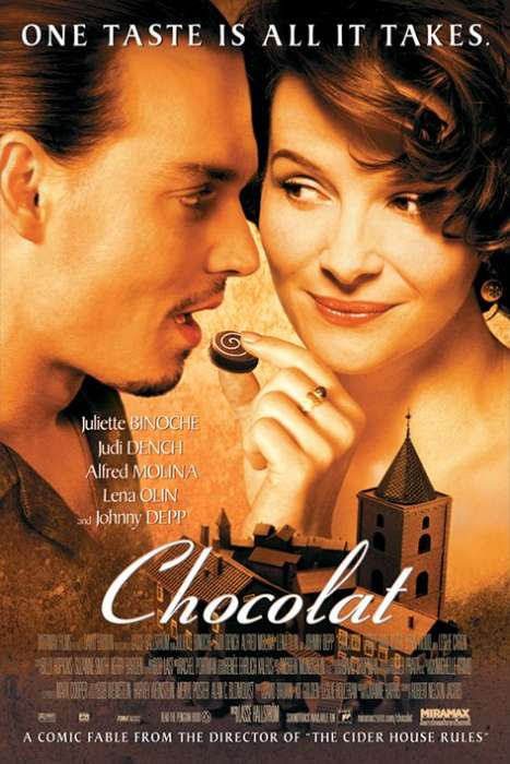 CHOCOLAT (ONE SHEET) - P107