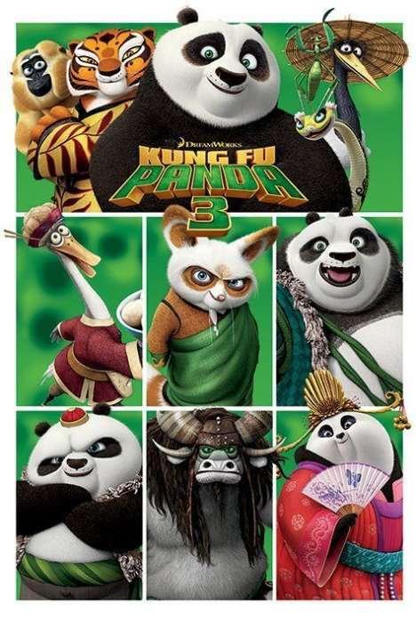 Kung Fu Panda 3 (Characters) - P346