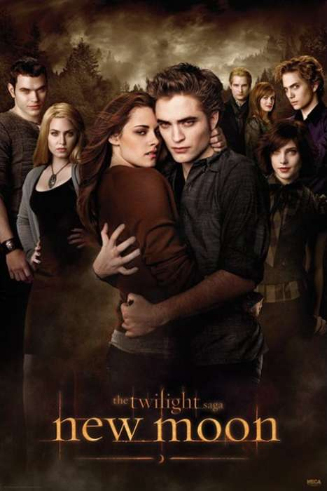 New Moon (Cullens) - P132