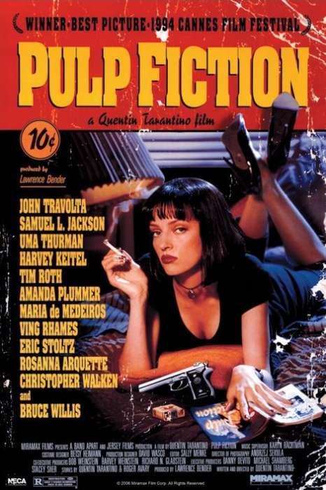 Pulp Fiction (Cover) - P134
