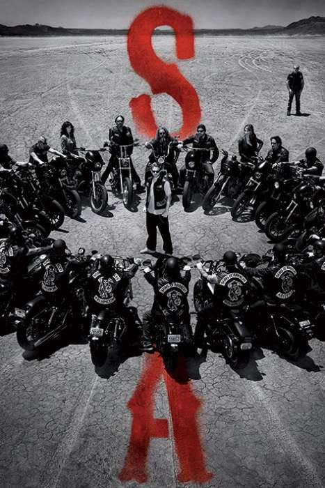 Sons Of Anarchy (Circle) - P306