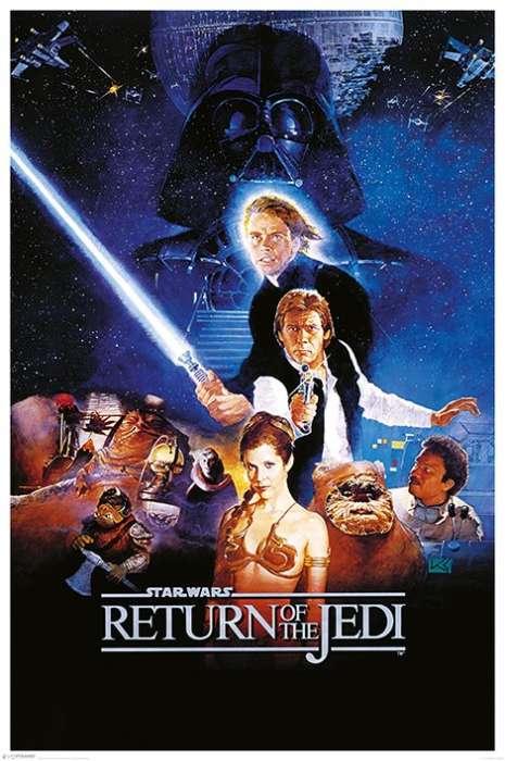 Star Wars Return Of The Jedi (One Sheet) - P300
