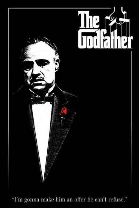 Godfather (Red Rose) - P266