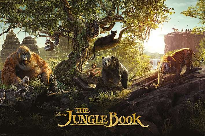 The Jungle Book (Panorama) - P351