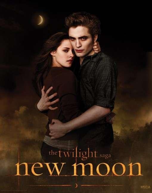 Twilight - New Moon (Edward & Bella)