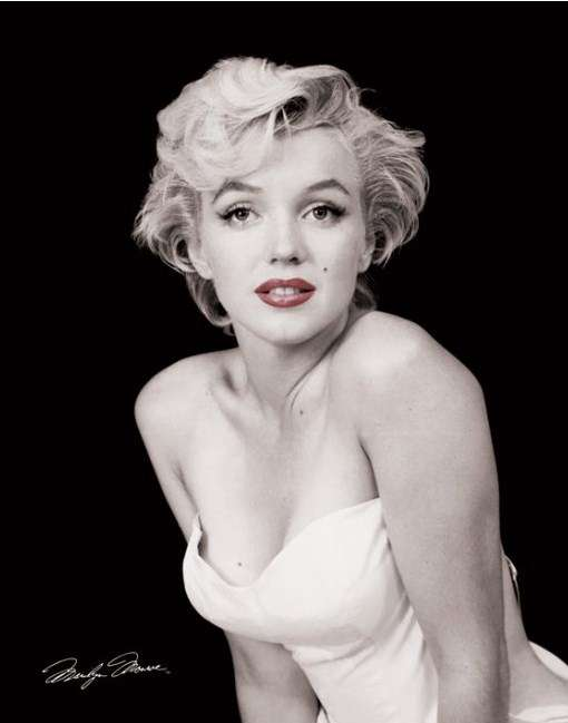 Marilyn Monroe (Red Lips)