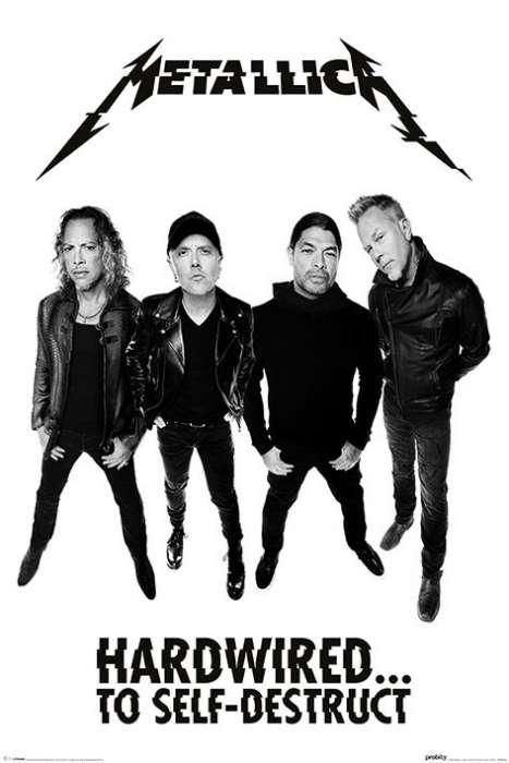 Metallica (Hardwired Band)