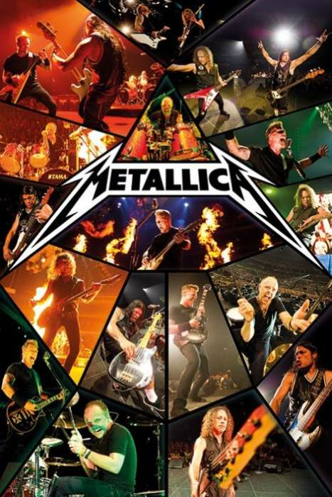 METALLICA (LIVE)