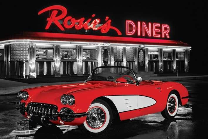 Rosie's Diner - P249