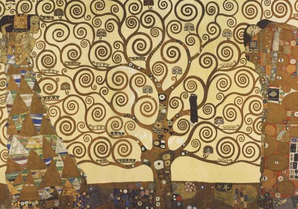 Gustav Klimt (The Tree Of Life, Stockelt Frieze)