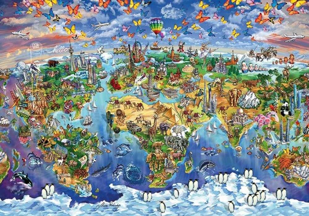 Maria Rabinky (World Wonders Map)