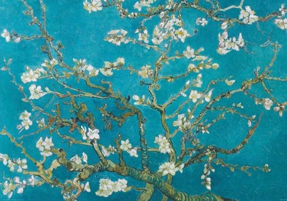 VAN GOGH (ALMOND BLOSSOM SAN RAMY 1890)