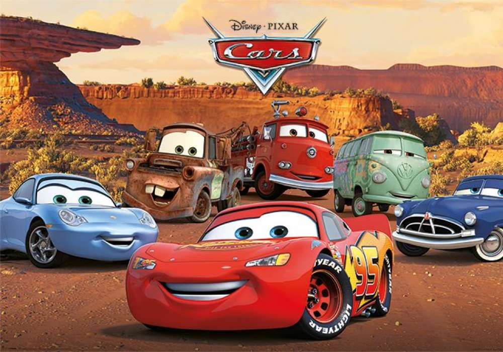 Cars (Characters)  - P362