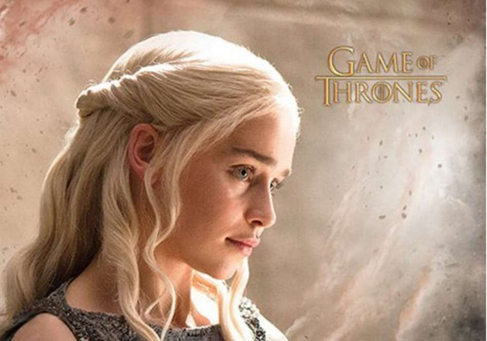 Game of Thrones (Daenarys) - P350