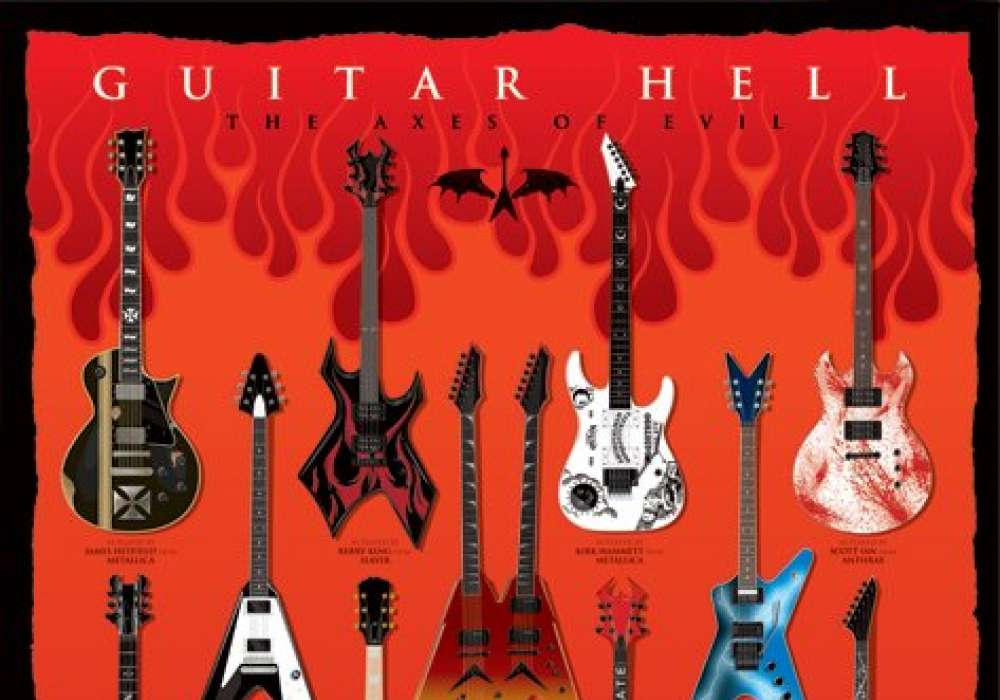GUITAR HELL (THE AXES OF EVIL) - P19