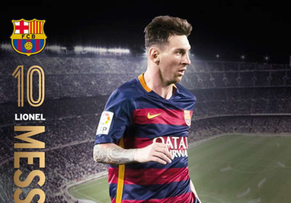 Messi Action - P322