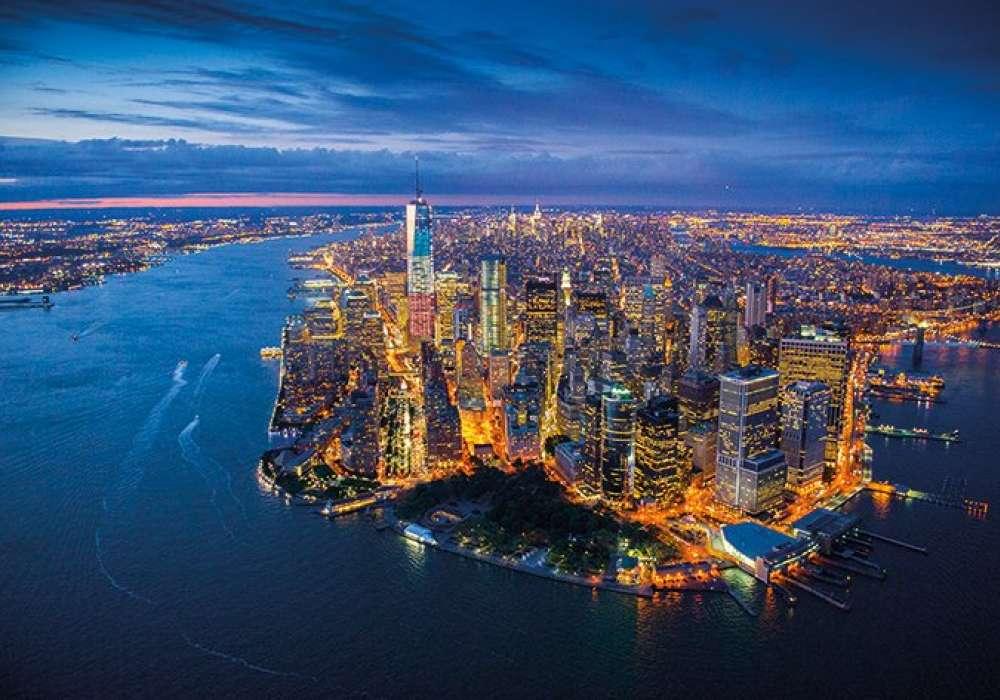 Jason Hawkes (New York) - P314