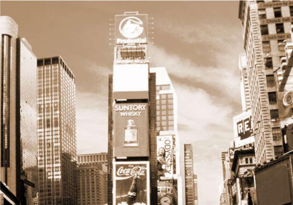 NEW YORK TAXI NO.1 - P326