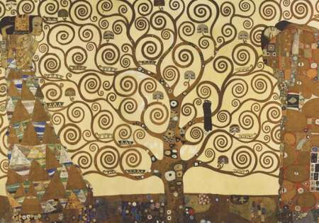 Gustav Klimt (The Tree Of Life, Stockelt Frieze)
