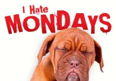 I hate Mondays - P72