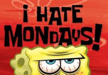Spongebob (I Hate Mondays) - P337