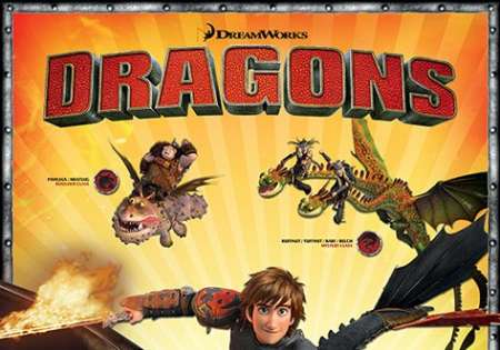 Dragons (Characters) - P310