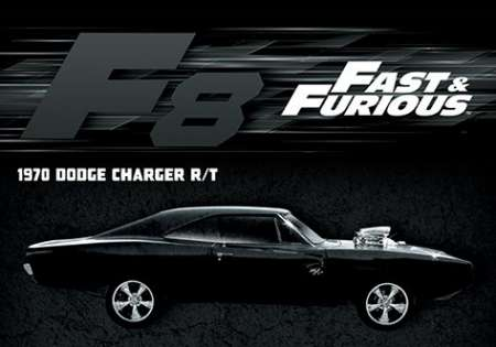 Fast & Furious (Dodge Charger) - P361