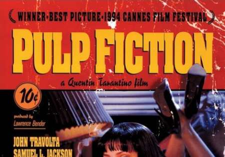 Pulp Fiction (Cover) - P134