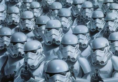 Star Wars (Stormtroopers) - P140