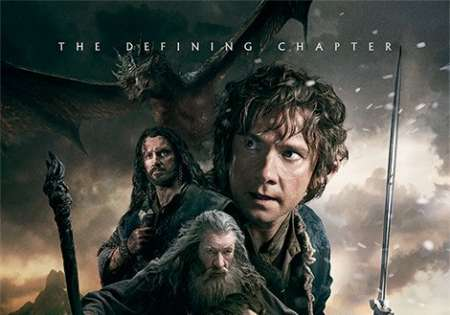 The Hobbit Botfa (One Sheet) - P151