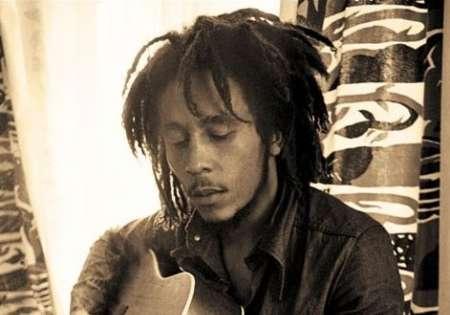 Bob Marley (Sepia) - P270