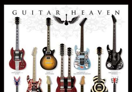 Guitar Heaven - P18