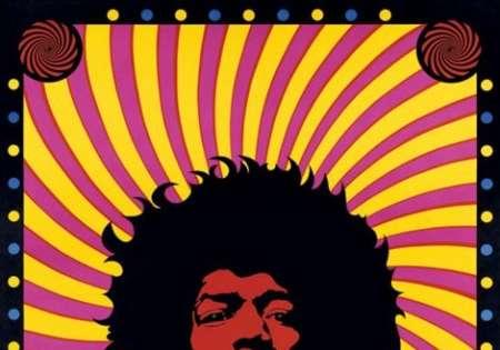 Jimi Hendrix (Psychedelic) - P25