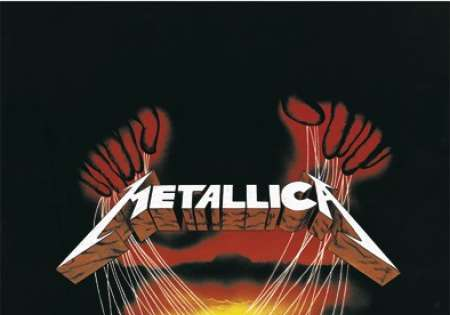METALLICA master of puppets - P37