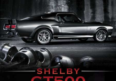 FORD SHELBY Mustang GT500 - P70