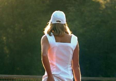 Tennis Girl - P180