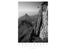 Confidence (Table Top Mountain, South Africa)