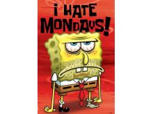 Spongebob (I Hate Mondays) - P337