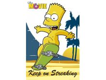 SIMPSONS movie Bart
