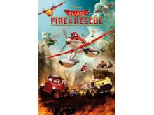 DISNEY PLANES FIRE AND RESCUE - P91