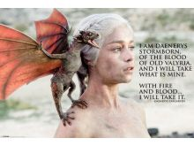 GAME OF THRONES (DAENERYS)