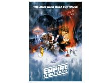 Star Wars The Empire Strikes Back (One Sheet) - P301