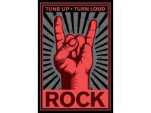 TUNE UP TURN LOUD ROCK - P64