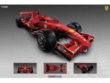 Ferrari ( Race Car) - P283