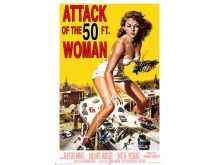 ATTACK OF THE 50FT WOMAN - P103