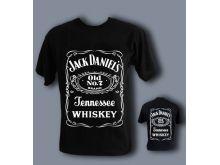 Jack Daniels - label, T163