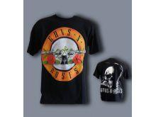 Guns N'Roses - logo, T27