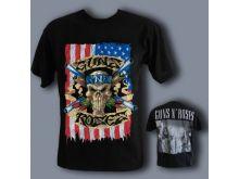 Guns N'Roses - flag, T26