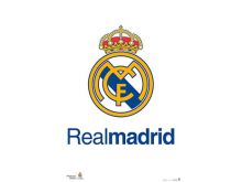 REAL MADRID crest - P166